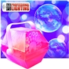 LED Lighted Bubble Machine