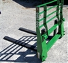 New Dirt Dog SPF HD Pallet Fork for JD