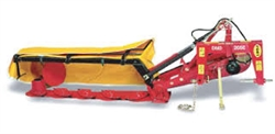 New 2060 Fort Disc Mower 8 Ft, Made in Italy