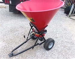 New Tar River PTS-160 Pull Type Spreader/Seeder
