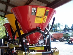 New Tar River Brand SSS-300 3 pt. Seeder/Spreader