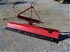 "New Tennessee River 6 ft. ""Slider"" Rear Blade for 3 point."