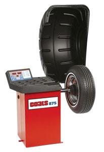 Coats 875 Wheel Balancer