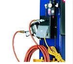 Rotary FA915 Air/Electric Utility Box for 4 Post Lift