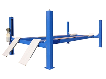 14,000 lb. Four Post Closed Front Alignment Cable Lift # TFS14KA-C-FP