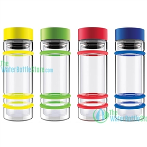 ASOBU Bumper Tea Water Bottle