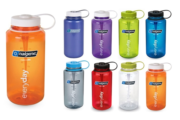 how to clean nalgene water bottle