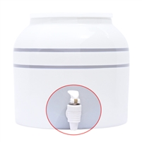 New Wave Enviro Replacement Spigot for 2.5 Gallon Crock Water Dispenser