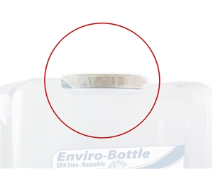 new wave enviro 100mm cap for 2 gallon bottle