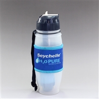Seychelle 28oz pH2O PUREWATER Flip Top Bottle