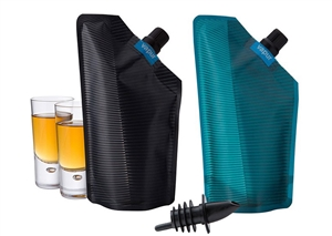 Vapur Incognito Flexible alcohol Flask