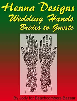 Wedding Henna: Brides to Guests