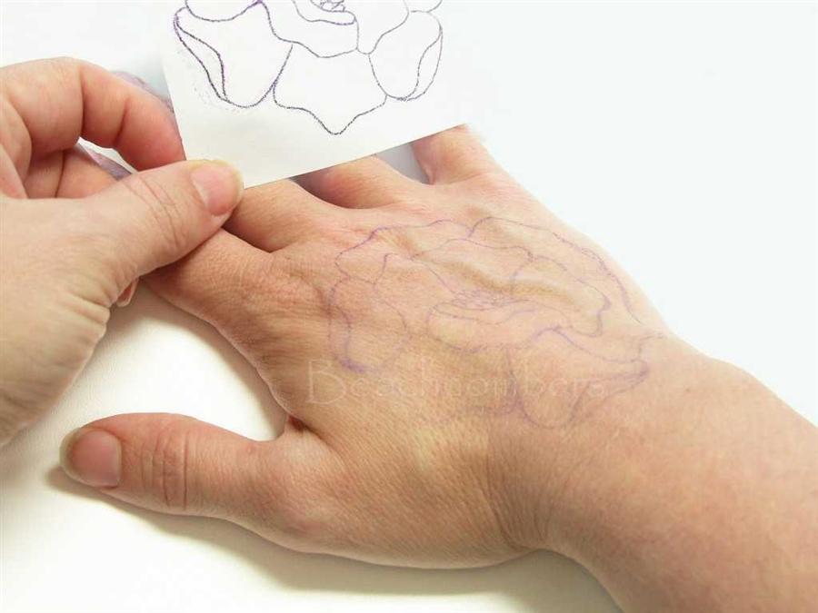 liquid activator for henna tattoo transfer paper 1 2 oz dropper bottle. Black Bedroom Furniture Sets. Home Design Ideas