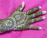 Learn how to use traditional and modern fillers in your henna designs.