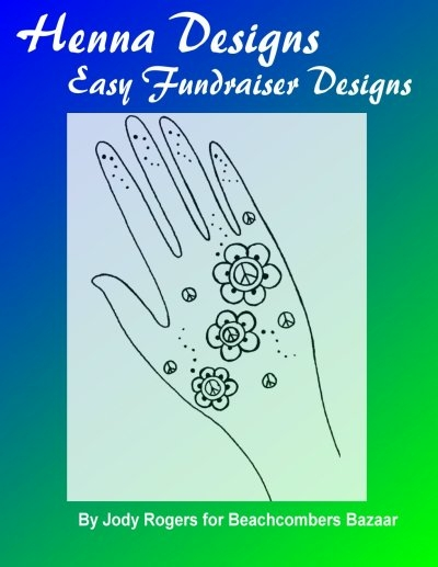 henna tattoo ebook easy henna designs for fundraisers festivals for beginners. Black Bedroom Furniture Sets. Home Design Ideas