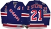 "Reebok Premier 90th Anniv/ 100th NHL Anniv ""A"" New York Rangers #21 Stepan Home Jersey"