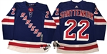 Adidas Adizero Authentic NHL New York Rangers #22 Shattenkirk Jersey