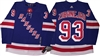 Adidas 2018 Authentic New York Rangers #93 Zibanejad Jersey