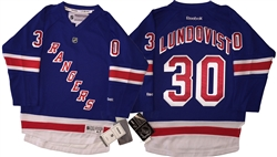 Official Reebok NY Rangers Toddler Jersey