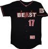 LI Beast Custom Piped Majestic Cool Base Jersey