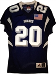 Long Island Sharks Football Jerseys