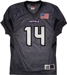 Authentic Port Jefferson Royals Football Jerseys
