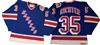Official CCM 1994 New York Rangers #35 Mike Richter Stanley Cup Jersey