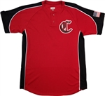 Augusta Connetquot Chiefs Batting Practice Jersey