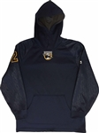 Majestic Bombers Premier Home Plate Hooded Tech Fleece