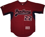 Authentic MP Panthers Majestic Cool Base Jersey