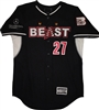 Authentic LI Beast Majestic Cool Base BP Jersey