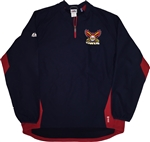 Majestic Islip Owls Convertible Triple Peak Gamer Jacket