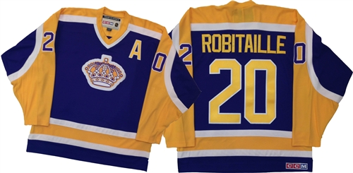 luc robitaille jersey