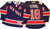 Official Reebok Premier New York Rangers #18 Staal Heritage Jersey