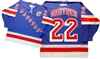 "Official CCM 550 New York Rangers ""C"" #22 Mike Gartner Jersey"