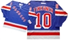 Official CCM 550 New York Rangers #10 Essa Tikkanen Jersey