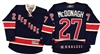 Official Reebok Premier New York Rangers #27 McDonagh Heritage Jersey