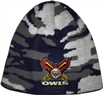 Owls Digital Camo Hat