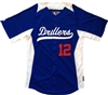 Tidewater Drillers CoolBase Majestic Jersey