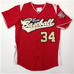 Teamwork Baseball Heaven 2013 All Star Jersey
