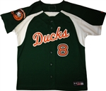 Authentic Long Island Junior Ducks Under Armour Jersey