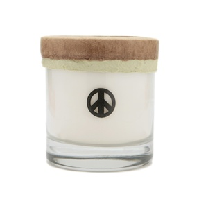 Signature Peace Soy Candle Peppermint Pine