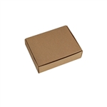 1/4 lb. Candy Boxes Natural Kraft