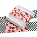 "Jewellery Box Belly Band design for 3-1/2"" x 3-1/2"" x 7/8"""