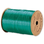 Wraphia Ribbon Pearlized Teal