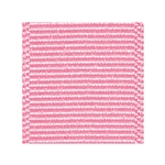 Wide Hair Bow Grosgrain Ribbon - Pink
