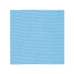 Wide Hair Bow Grosgrain Ribbon - Blue