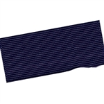 Wide Hair Bow Grosgrain Ribbon - Navy