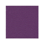 Wide Hair Bow Grosgrain Ribbon - Purple