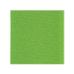 Wide Hair Bow Grosgrain Ribbon - Apple Green